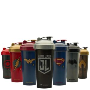 Performa; Justice-League-Shakers