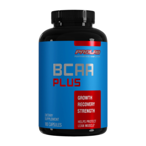 BCAA Plus Front