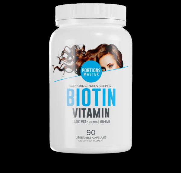 Biotin Front