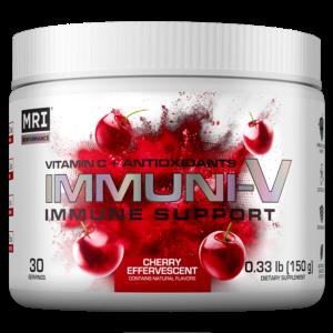 Immuni-V Cherry Front