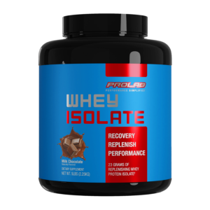 Whey Isolate Chocolate Front